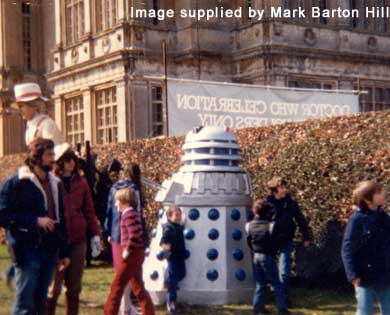 Dr Who's 20th Anniversary Celebrations