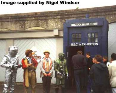Back in 1988 at the Exhibition