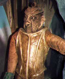 Silurian on display in 1985