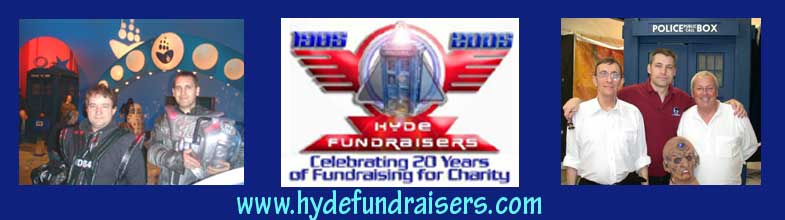 Visit Hyde Fundraisers